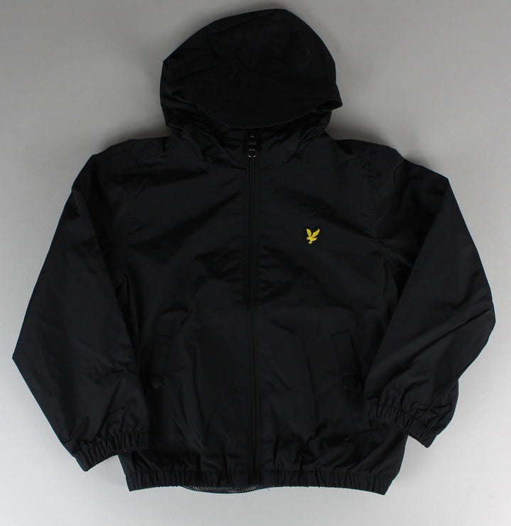 Windbreaker Jacket - True Black