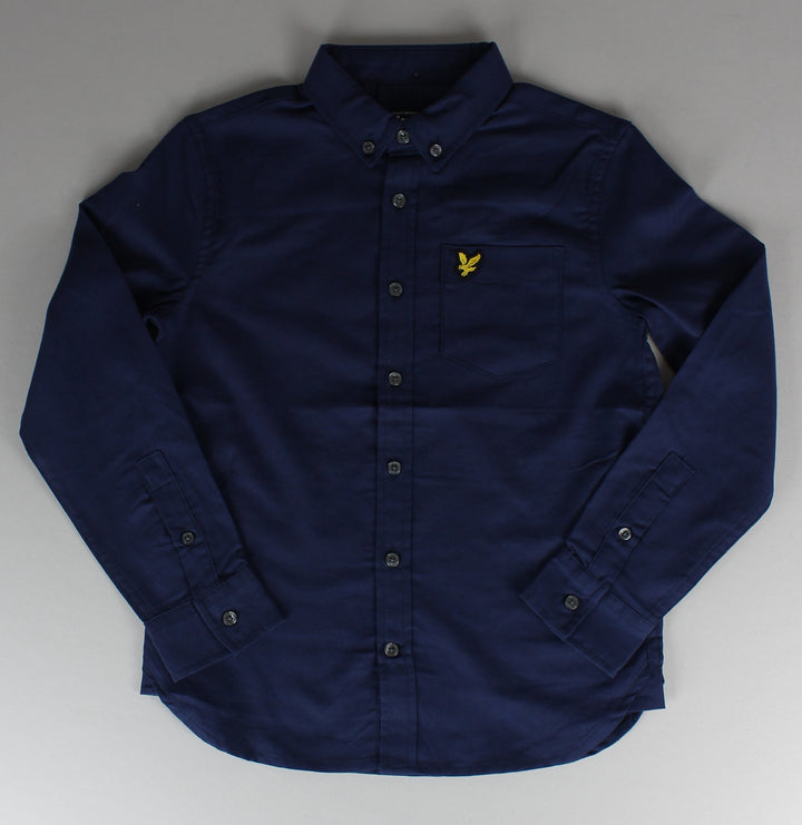 Oxford Shirt - Deep Indigo