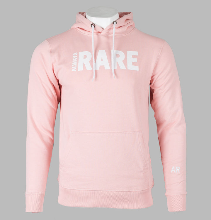 Always Rare Brand Carrier Hoodie Pink