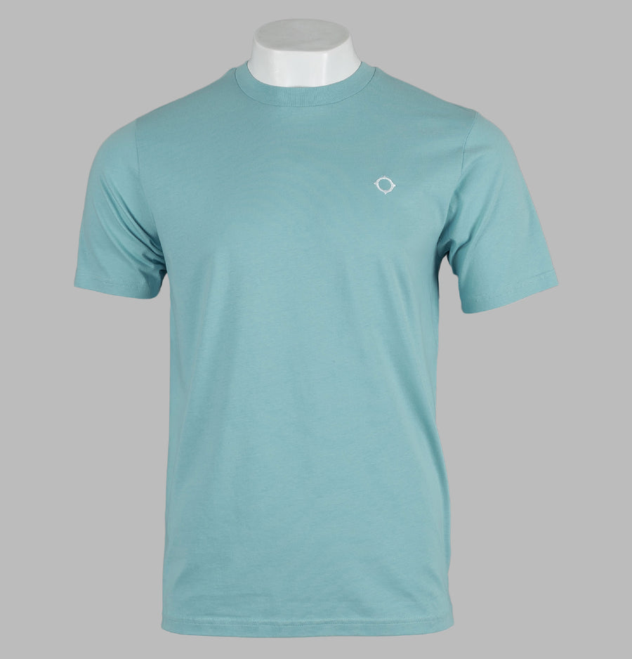 Ma.Strum Icon T-Shirt Pale Turquoise