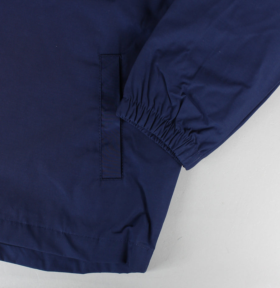 Lyle & Scott Over The Head Windbreaker Jacket Deep Indigo