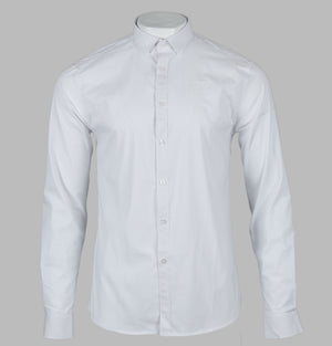 Cotton Stretch  L/S Shirt