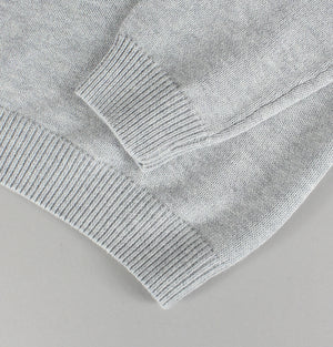 V-Neck Sweatshirt - Grey
