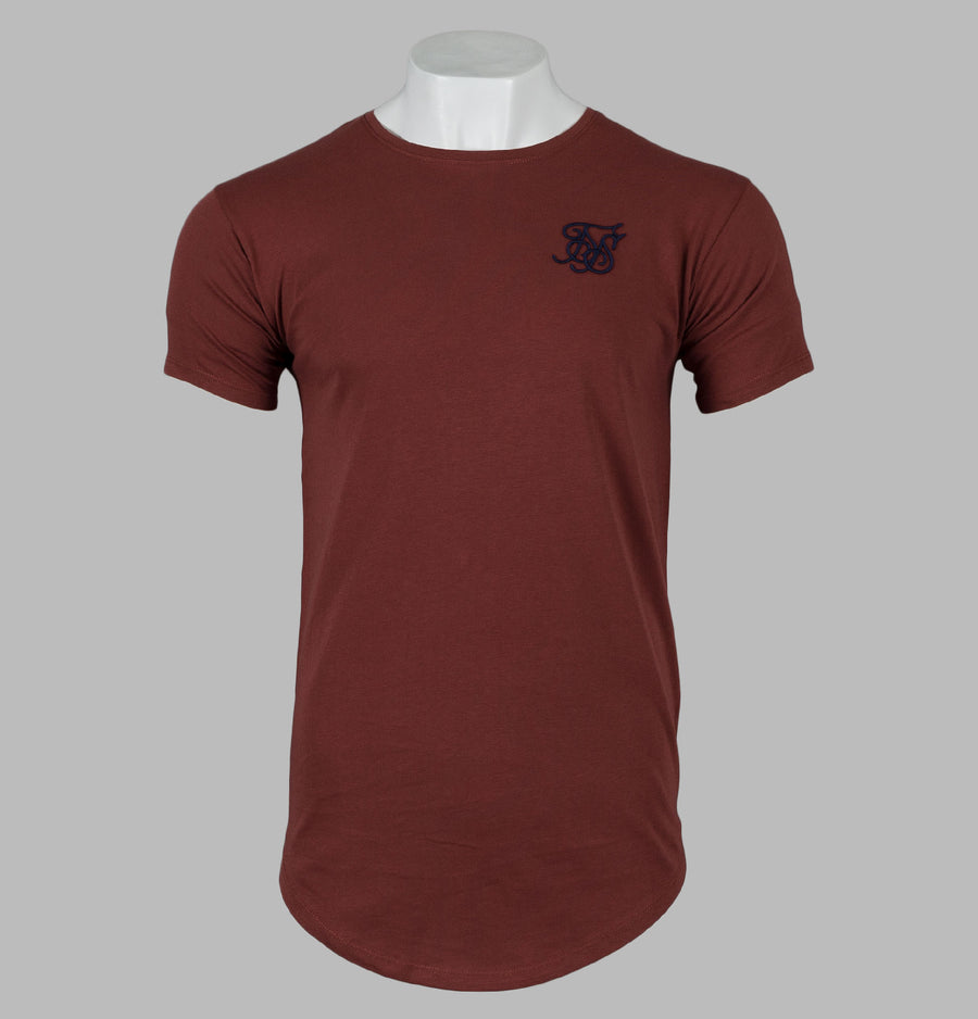 Curved Hem Colours Tee