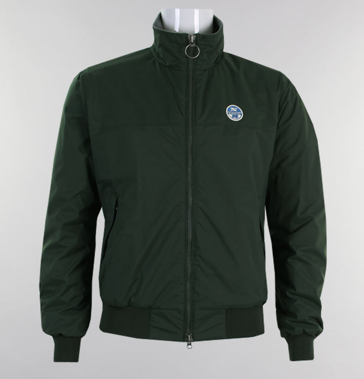 North Sails Eric Jacket Forest Green