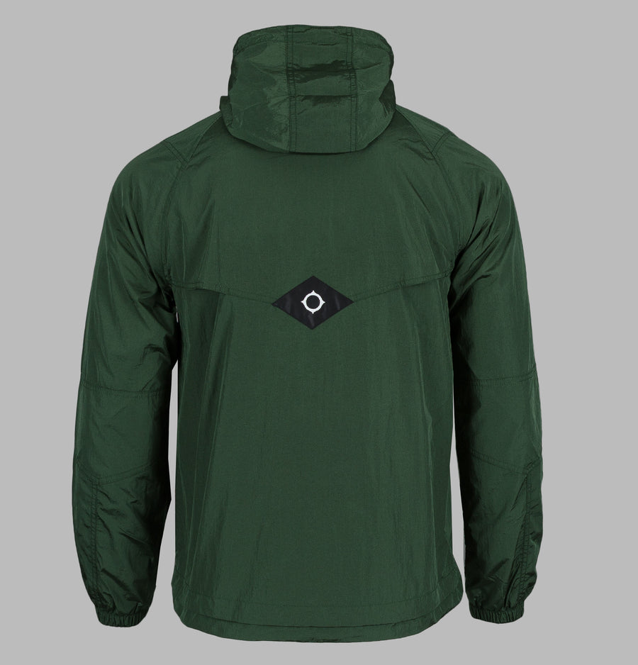Ma.Strum Pegasus Crystal Nylon Jacket Forest Green