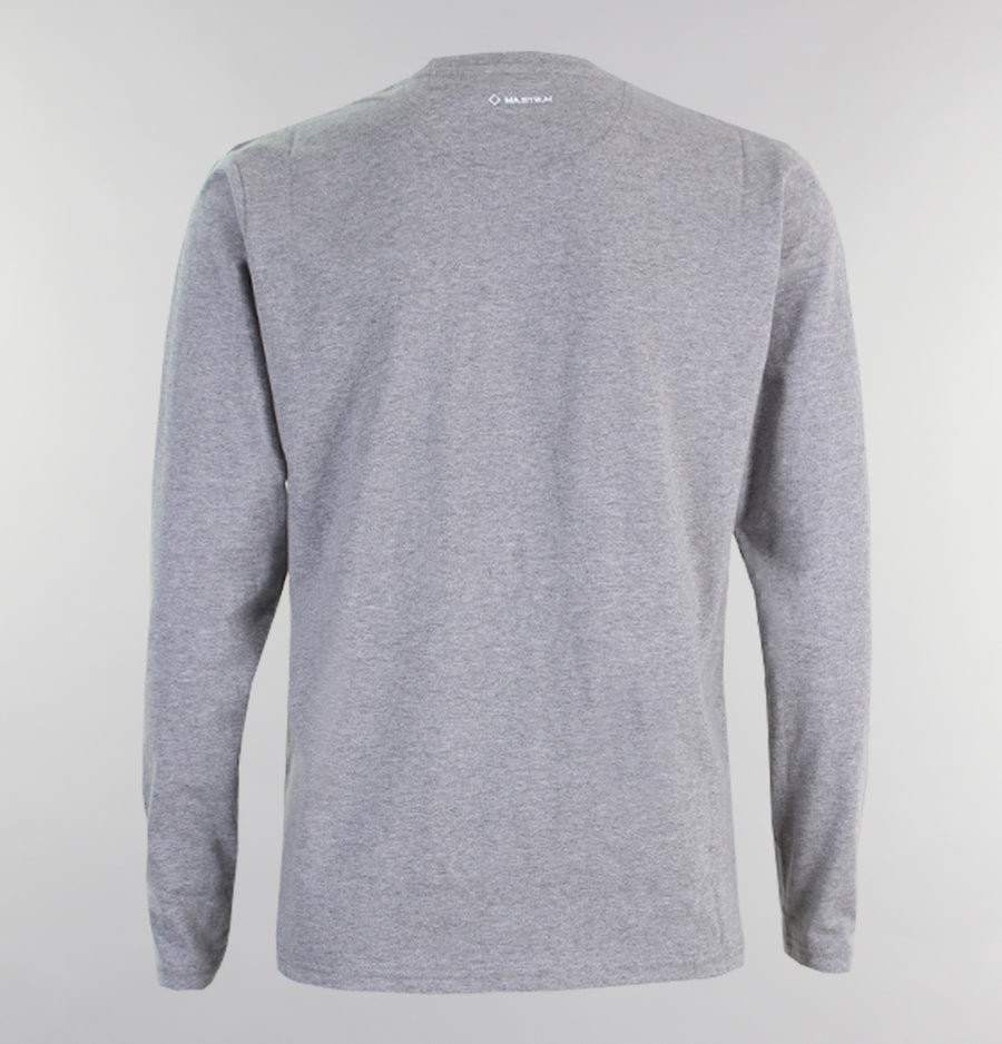 Ma.Strum Long Sleeve EMB T-Shirt