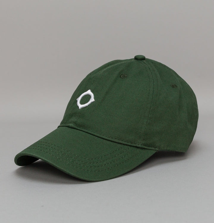 Ma.Strum Icon Cap Dark Khaki Green
