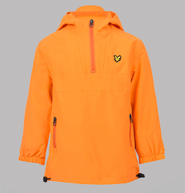 Pull Over Anorak - Orange