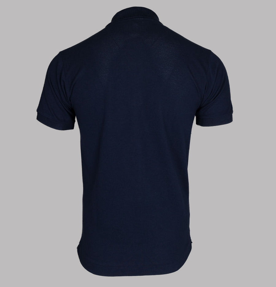 Lacoste Classic Fit L.12.12 Polo Shirt Navy Blue