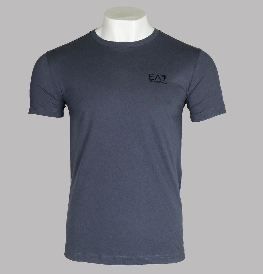 EA7 Core T-Shirt Ombre Blue