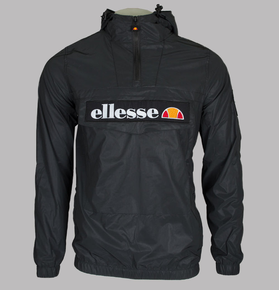 Ellesse Mont Reflective Jacket Black