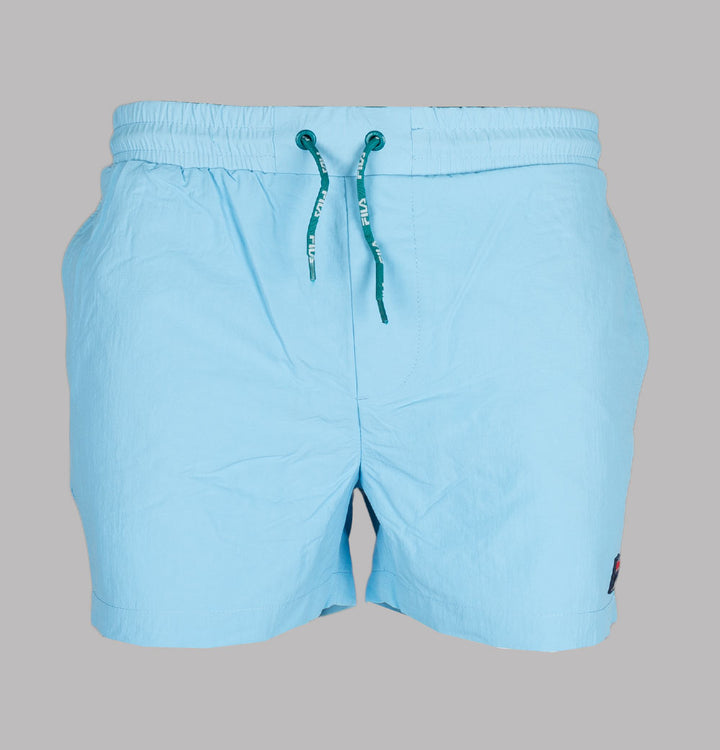Fila Vintage Artoni Swim Shorts Air Blue