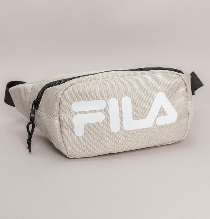 Fila Vintage Coel Bum Bag Cement