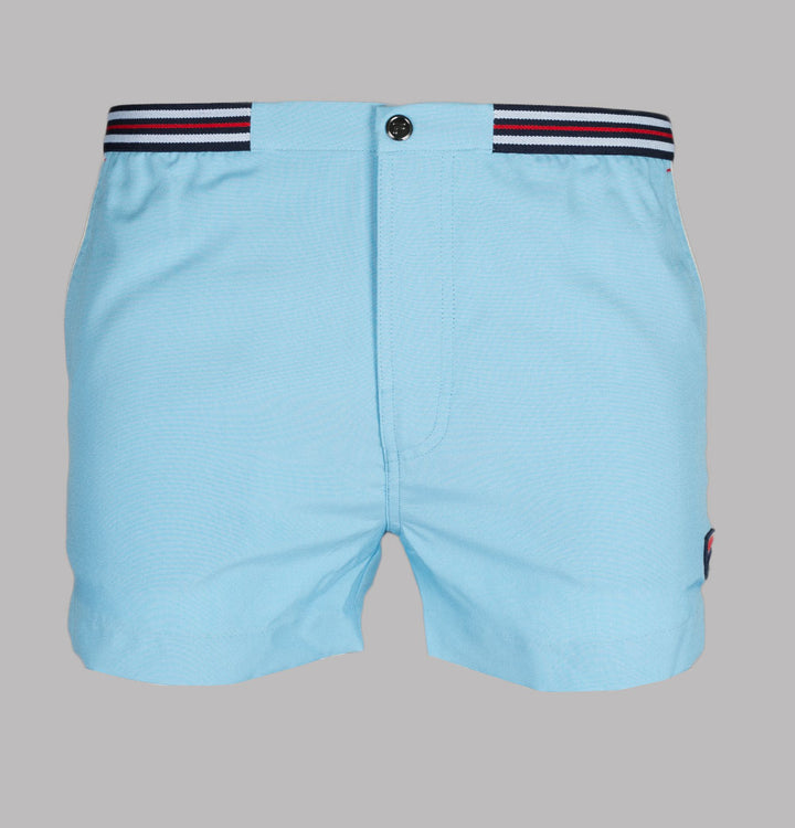 Fila Vintage Hightide 4 Shorts Air Blue/Navy