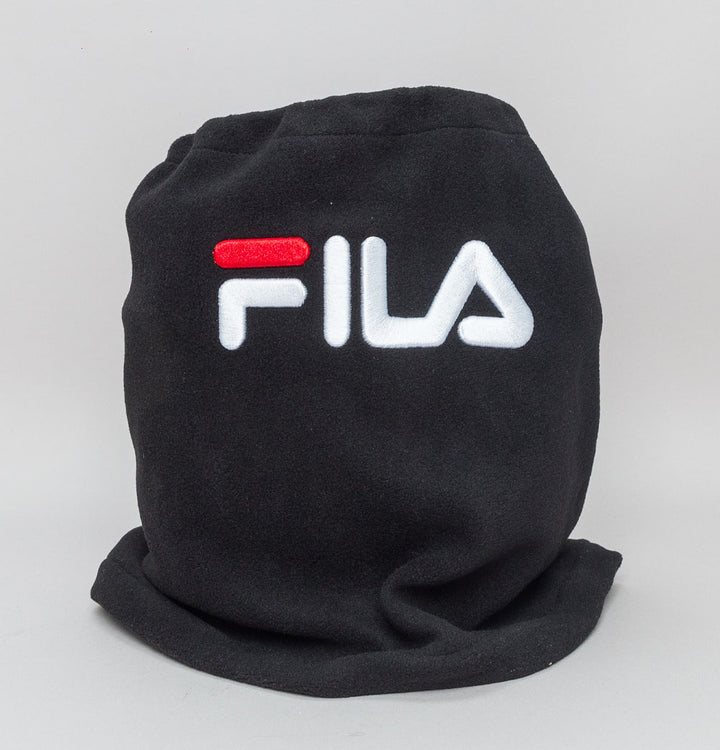 Fila Vintage Raza Neck Warmer Black