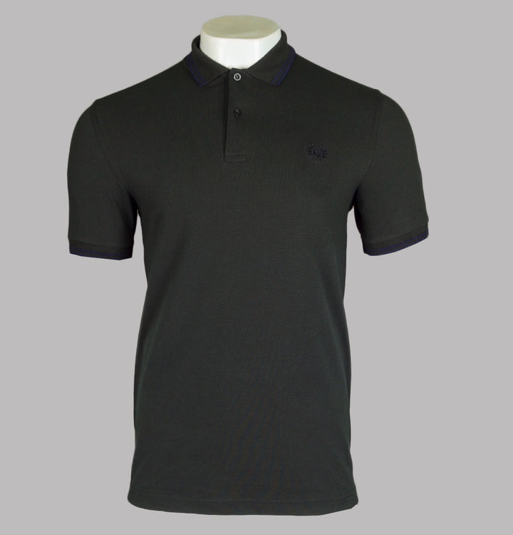 Fred Perry M3600 Polo Shirt British Racing Green