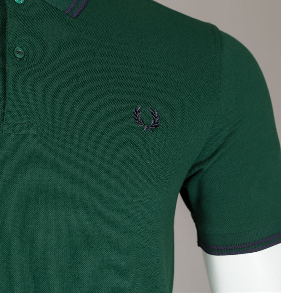 Fred Perry M3600 Polo Shirt Ivy Green
