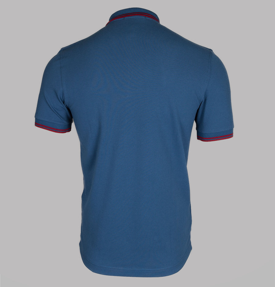 Fred Perry M3600 Polo Shirt Midnight Blue