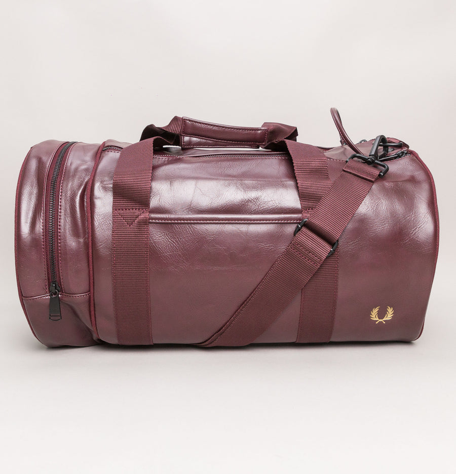 Fred Perry Tonal Barrel Bag Port