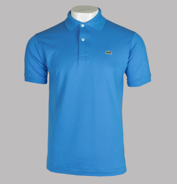 Lacoste Classic Fit L.12.12 Polo Shirt Ibiza Blue