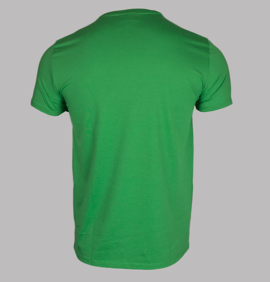 Lacoste Pima Cotton Jersey T-Shirt Green