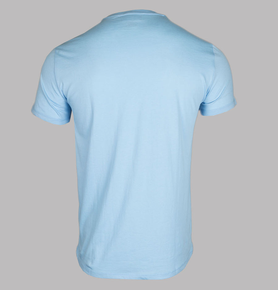Lacoste Pima Cotton Jersey T-Shirt Sky Blue