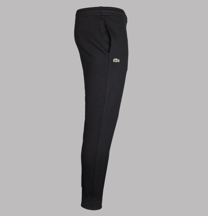 Lacoste Sport Cotton Joggers Black