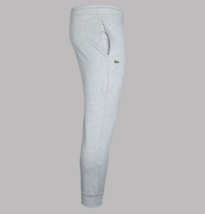 Lacoste Sport Cotton Joggers Grey Chine