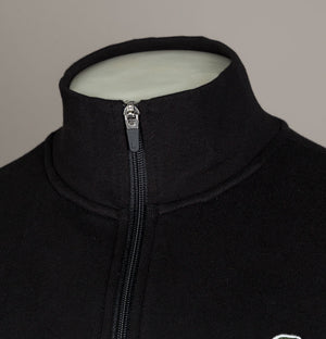 Lacoste Sport Full Zip Sweatshirt Black
