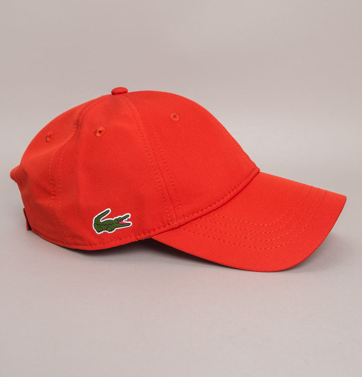 Lacoste Sports Cap New Red