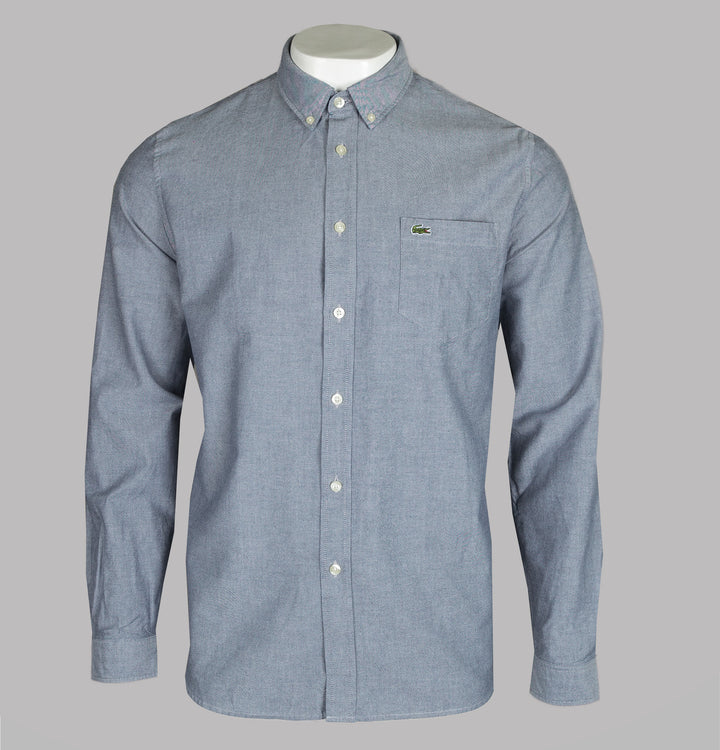 Lacoste Regular Fit Cotton Oxford Shirt