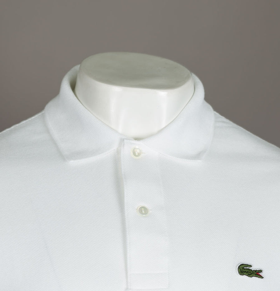Lacoste Classic Fit L.12.12 Polo Shirt White