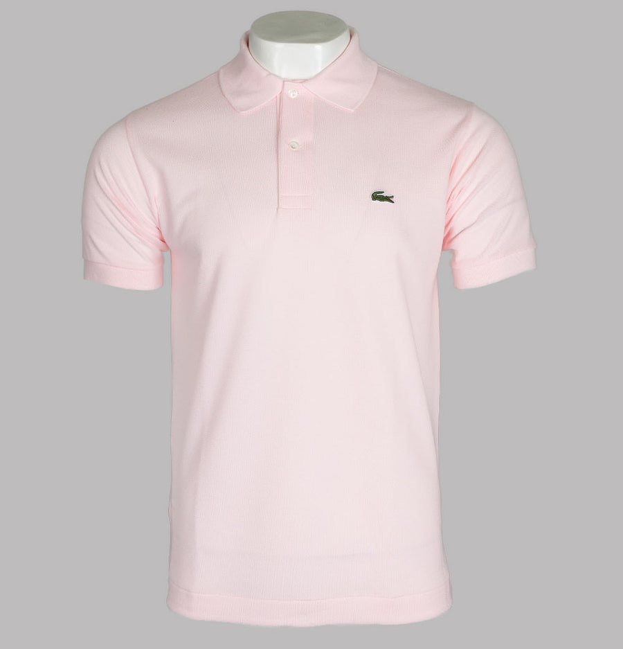 Lacoste Classic Fit L.12.12 Polo Shirt Pink