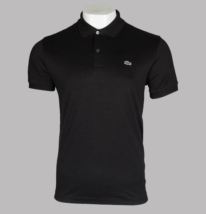 Cotton Jersey Polo Shirt