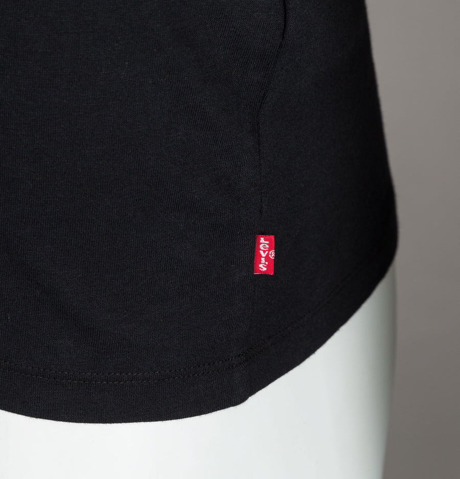 Levi's® Classic Box Logo Graphic T-Shirt Black