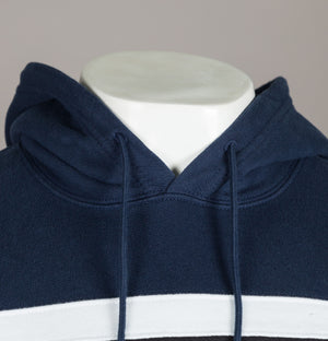 Levi's® Pieced Colour Block Hoodie Dress Blue