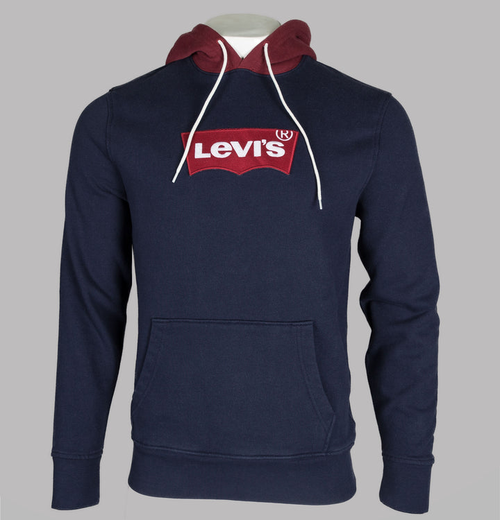Levi's® Contrast Hoodie Nightwatch Blue