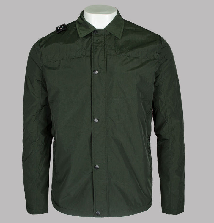 Ma.Strum NT20 Jacket Oil Slick Green