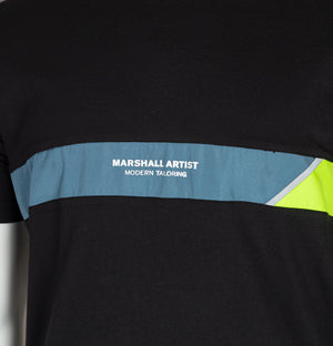 Marshall Artist Liquid Air T-Shirt Black
