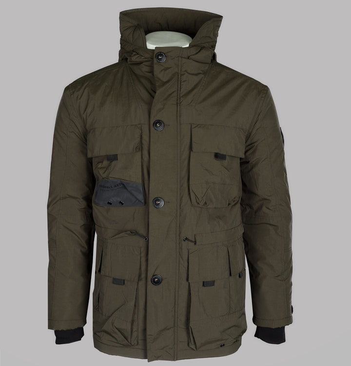 Compacta Resin Field Jacket