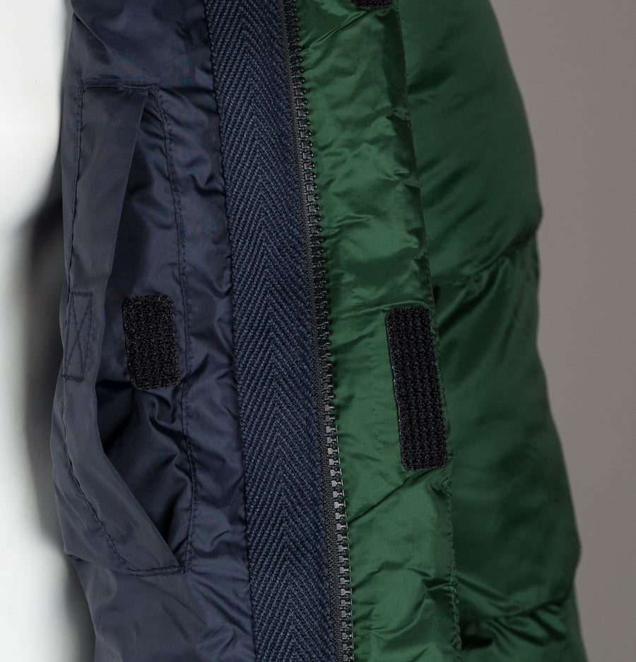 Napapijri Abby Puffer Jacket Hunter Green