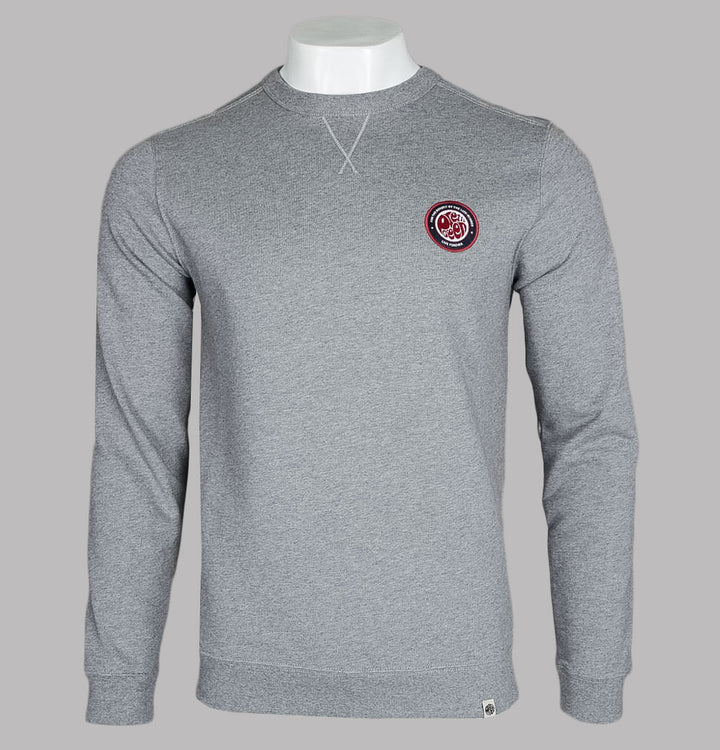 Likeminded Chest Badge Sweatshirt