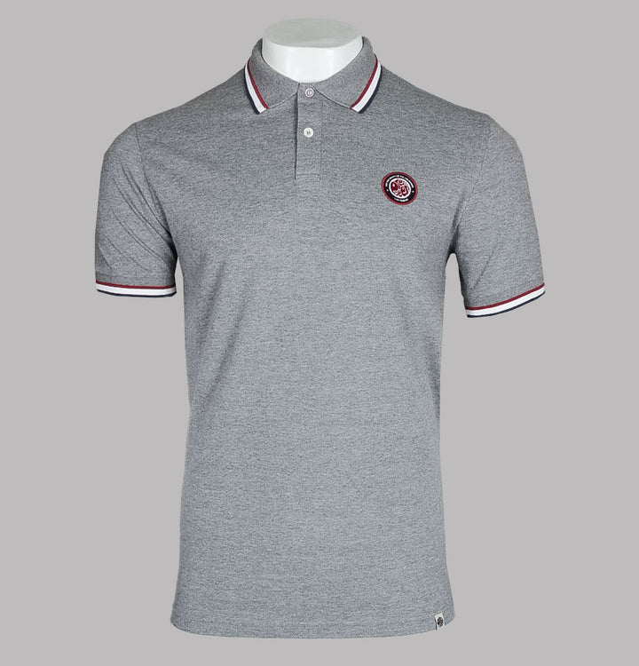 Likeminded Chest Badge Polo Shirt