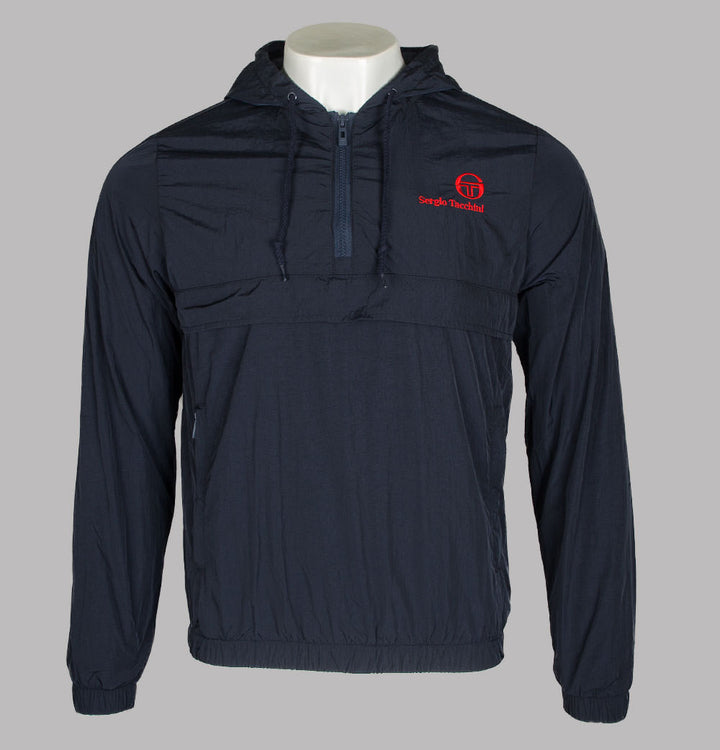 Sergio Tacchini Forden Track Top Navy/Red