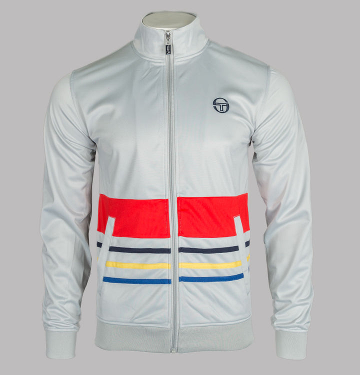 Sergio Tacchini Pepper Tracksuit Top Grey