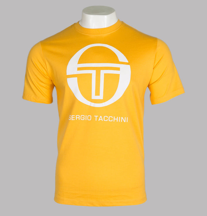 Sergio Tacchini Iberis T-Shirt Yellow