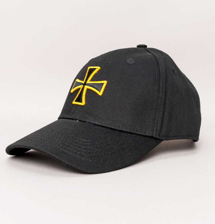 Terrace Cult Cotton Cap Black
