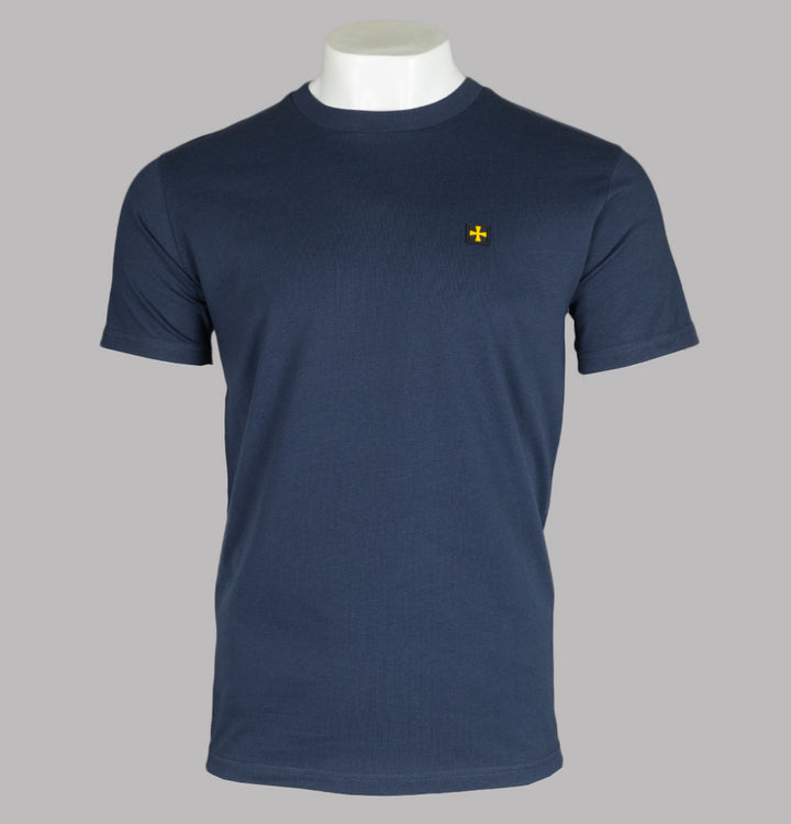 Terrace Cult Jersey T-Shirt Navy