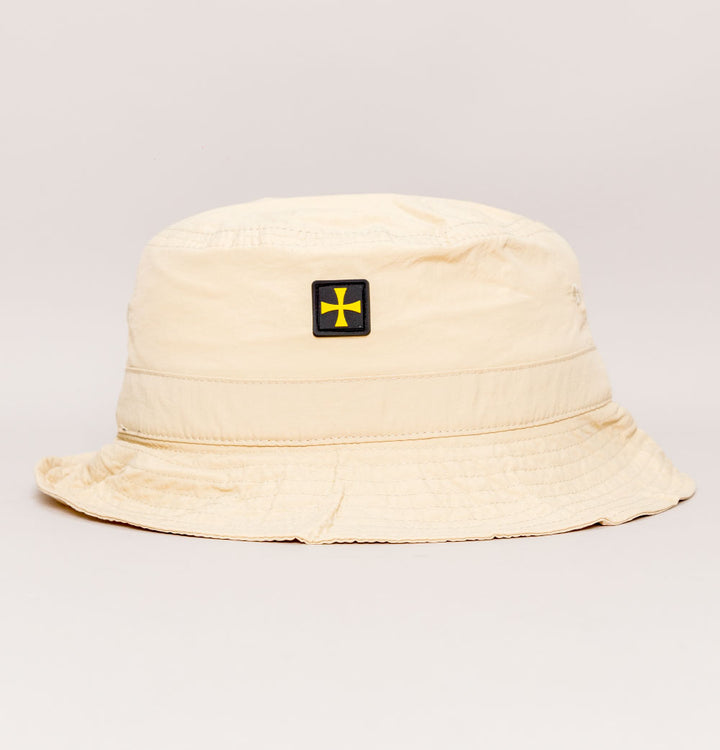Terrace Cult Nylon Bucket Hat Beige